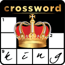Crossword Puzzle King Logo